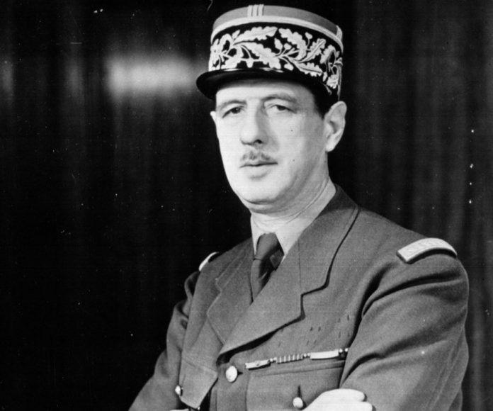 2€ CC Francia Charles de Gaulle Charle10