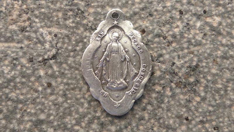 Medalla de la Milagrosa, S. XIX-XX Screen11