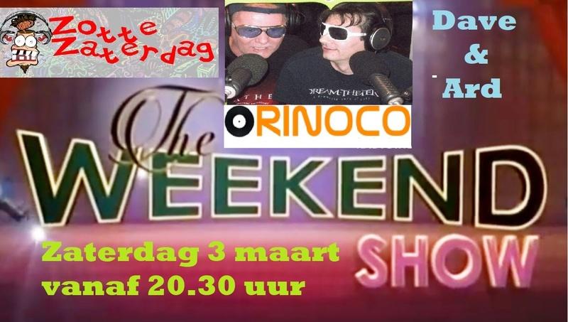 Orinoco Weekendsjoww [Zat. 3-3] Weeken13