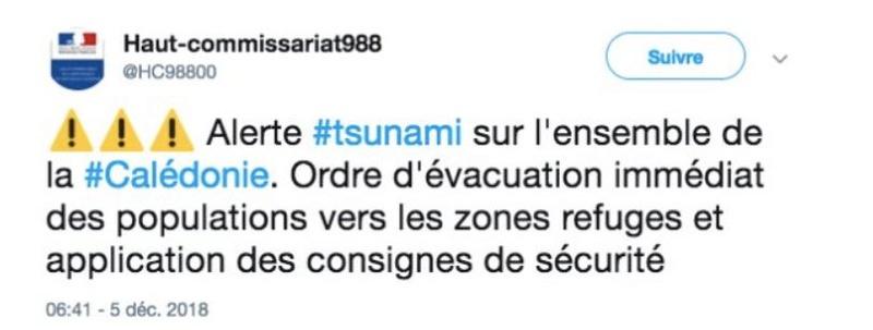 Seisme et alerte Tsunami en NC Captur41