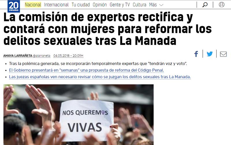"""Guardia Civil desmantela Red de denuncias falsas por """"violencia de genero"""" - Página 2 32432310"""