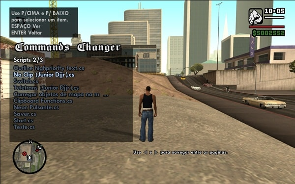 [Atualizado] In-Game Commands Changer (Alterar keys/cheats de scripts in-game) 1-min11