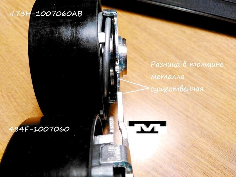 Problema es que el Material  C45 del algunos Tensores no brinda fiabilidad 16211b11
