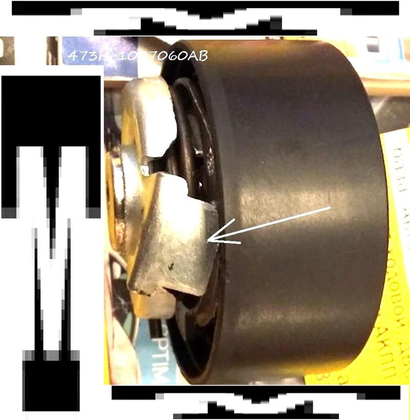 Problema es que el Material  C45 del algunos Tensores no brinda fiabilidad 46a1b411