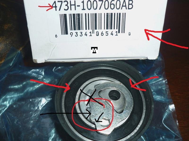 Problema es que el Material  C45 del algunos Tensores no brinda fiabilidad 473h-110
