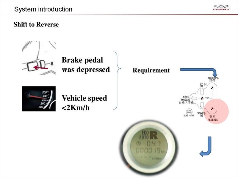 Capacitación Transmisión AMT Chery/AMT Tecnhnical Training Slide-18