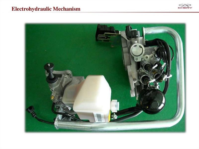 Capacitación Transmisión AMT Chery/AMT Tecnhnical Training Slide-21