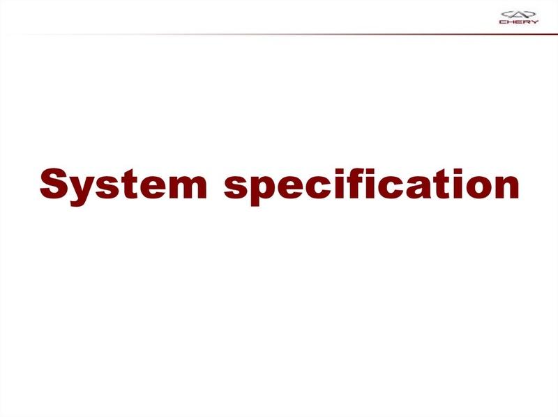 Capacitación Transmisión AMT Chery/AMT Tecnhnical Training Slide-26