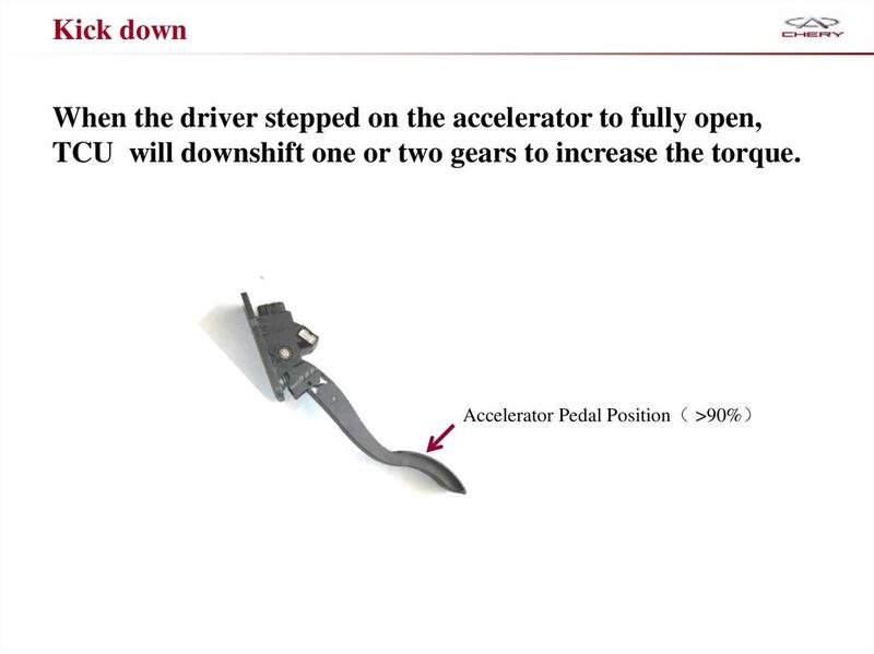 Capacitación Transmisión AMT Chery/AMT Tecnhnical Training Slide-33