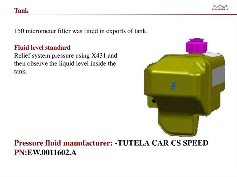 Capacitación Transmisión AMT Chery/AMT Tecnhnical Training Slide-45