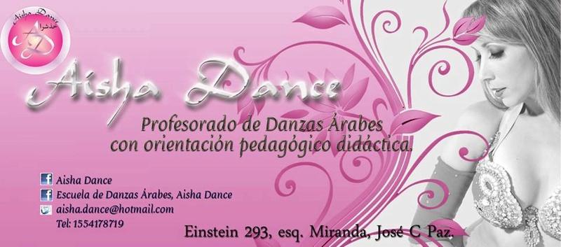 inscripcion - Aisha Dance: Abierta la inscripción ciclo 2018. Profes12