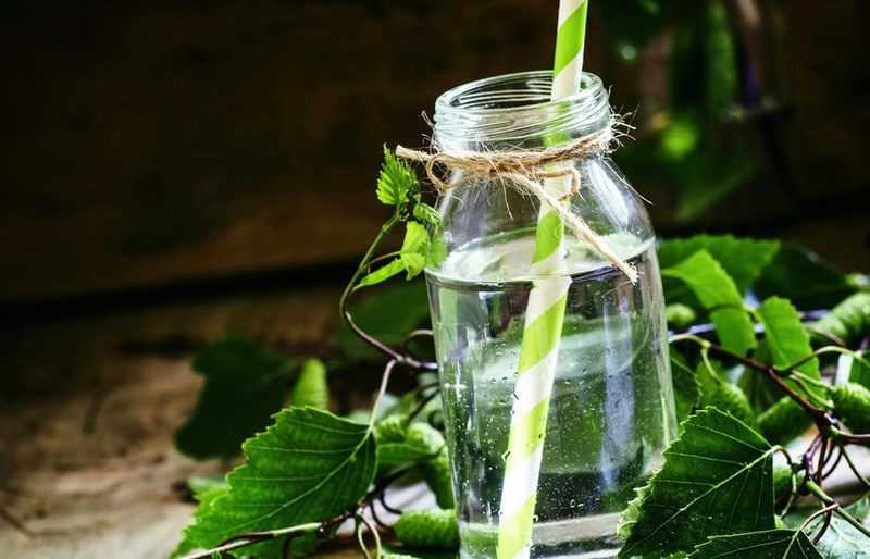 Травник • Берёзовый сок Ezhejn10