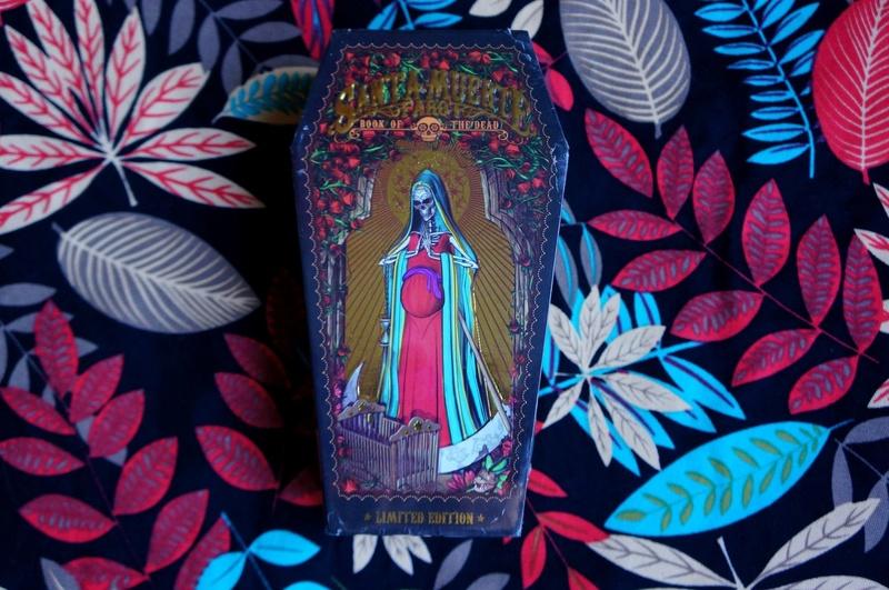 Обзор Santa Muerte Tarot, часть первая Qjqwid11