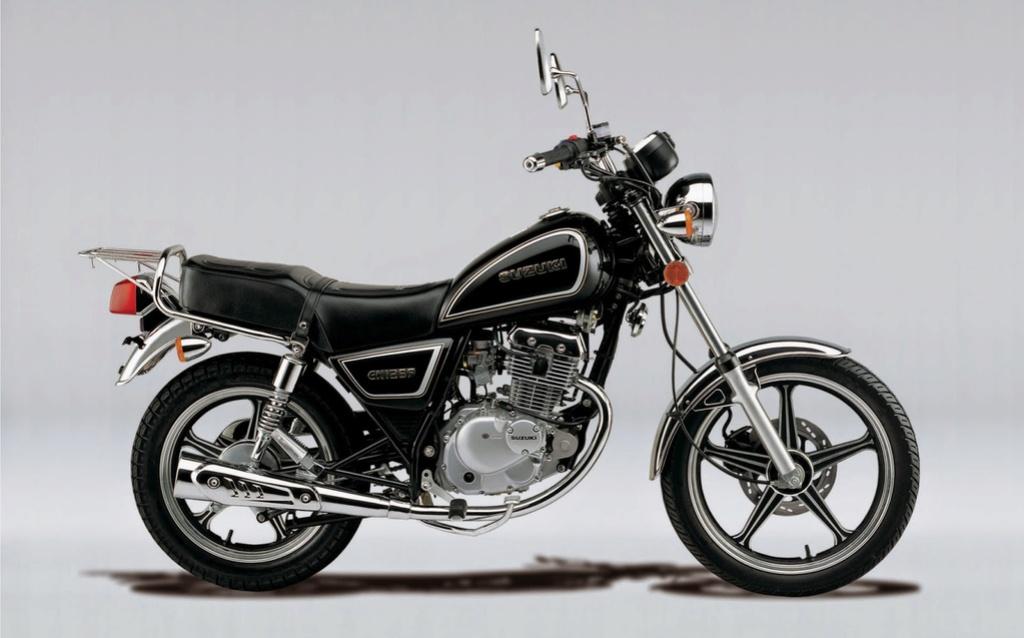 ZANELLA PATAGONIAN EAGLE 150 / 250 - Página 6 Suzuki11
