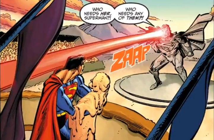 Superman VS  Sem_ty45