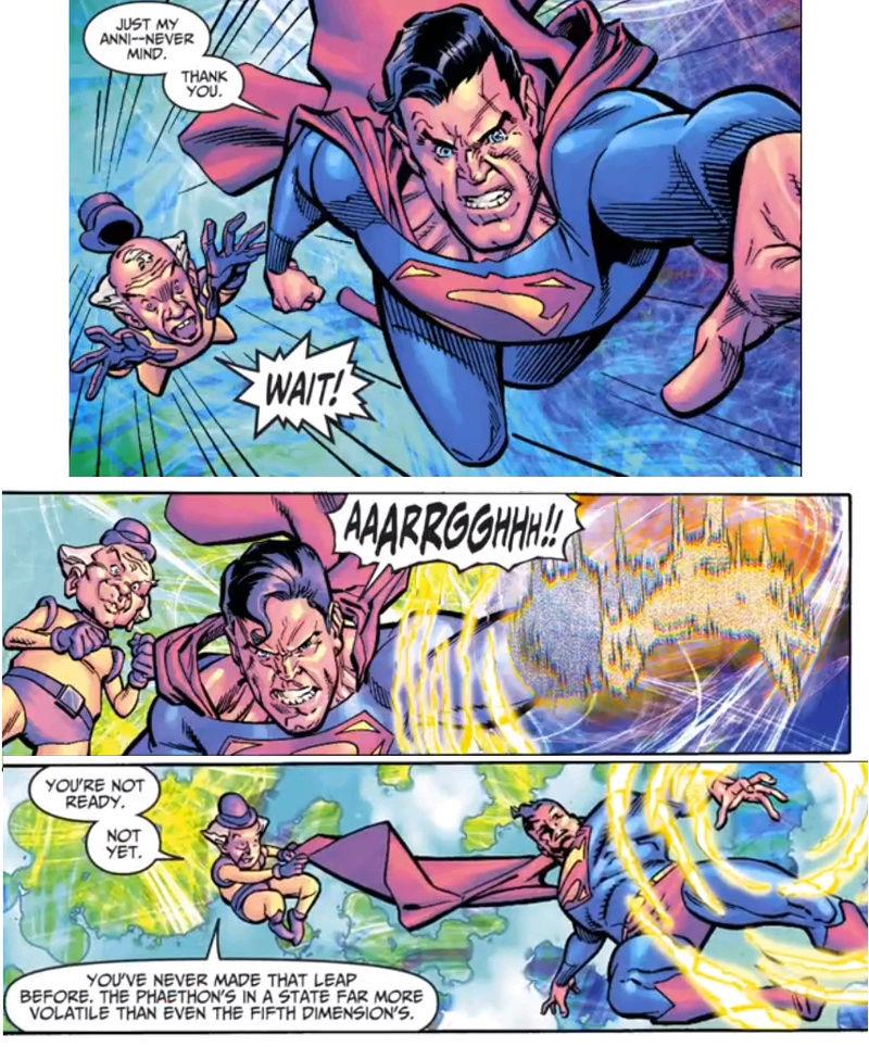 Superman VS  Sem_ty48