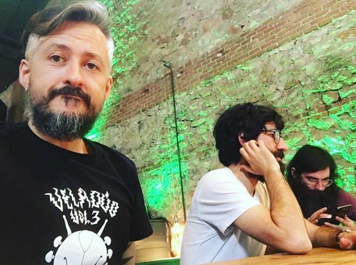Veladúo festival dúos en Valladolid 16/17 octubre, camisetas todas vendidas. _2018012
