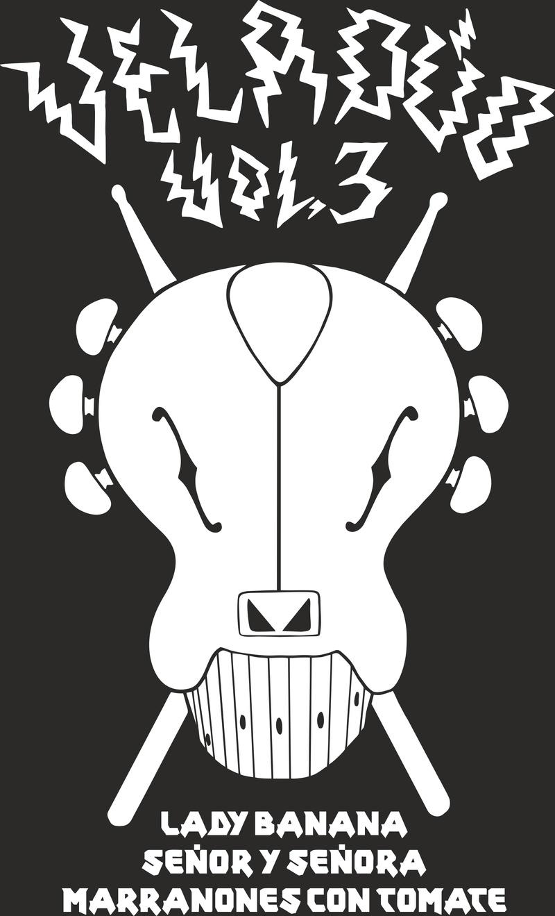 Veladúo festival dúos en Valladolid 16/17 octubre, camisetas todas vendidas. Camise11