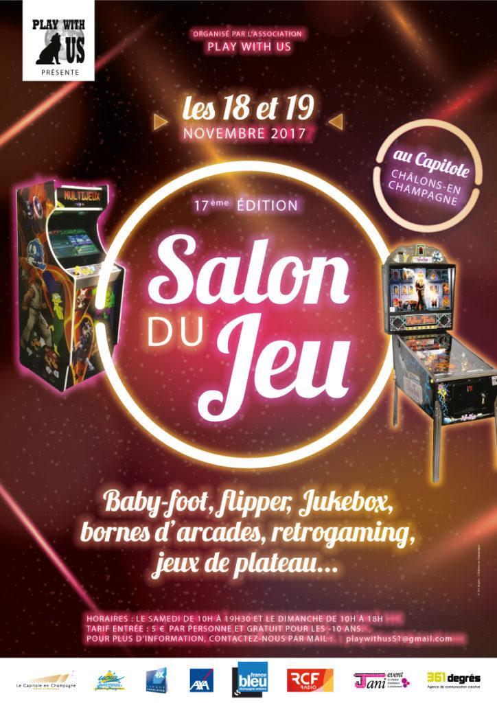 17ème salon du jeu chalons en champagne Chalon10