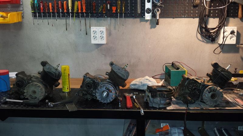ducati - Ducati MT 50 TT Reparar 20150111