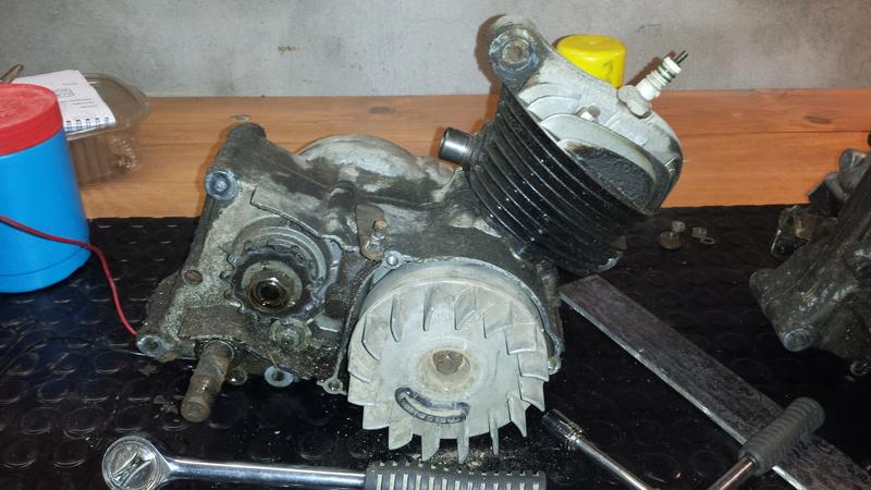 ducati - Ducati MT 50 TT Reparar 20150112
