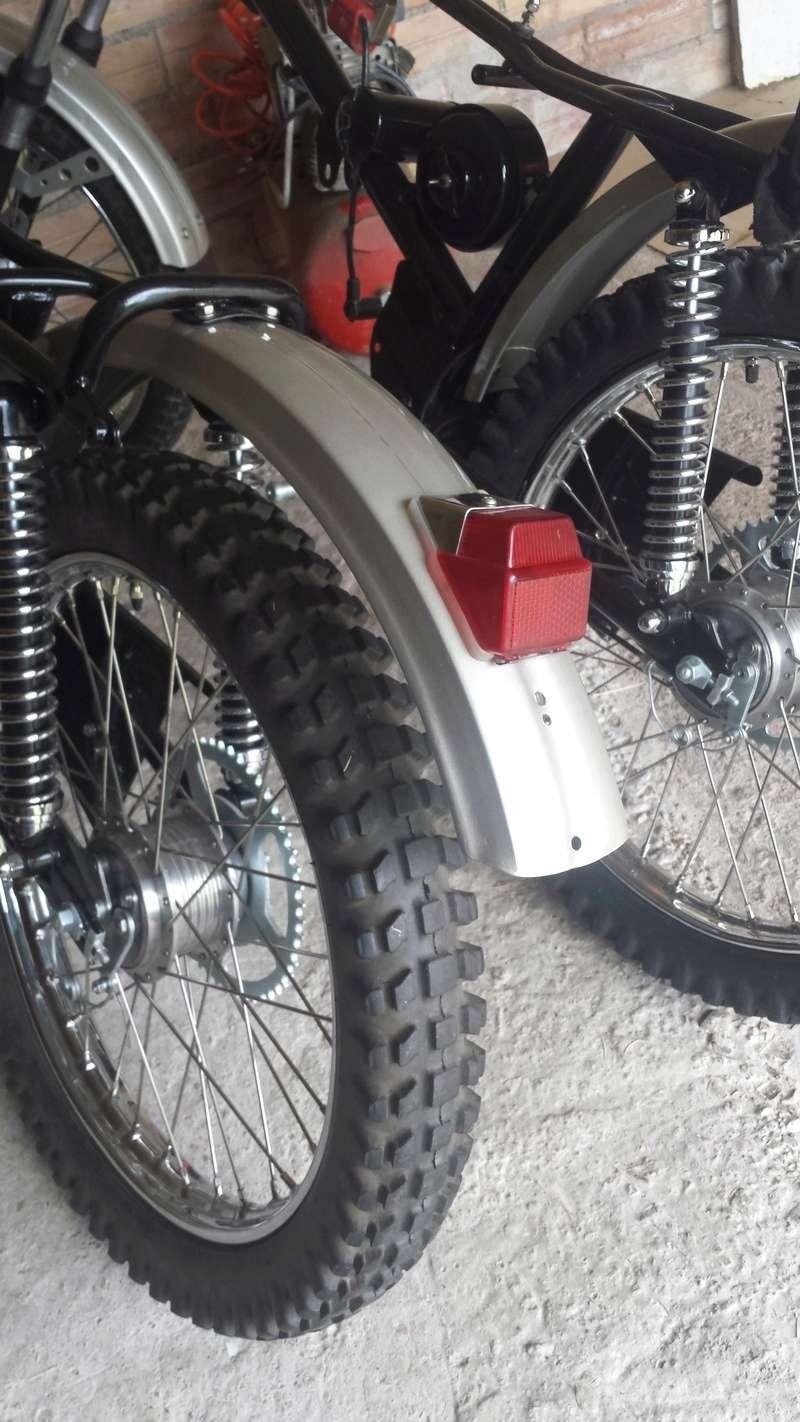 ducati - Ducati MT 50 TT Reparar 20160910