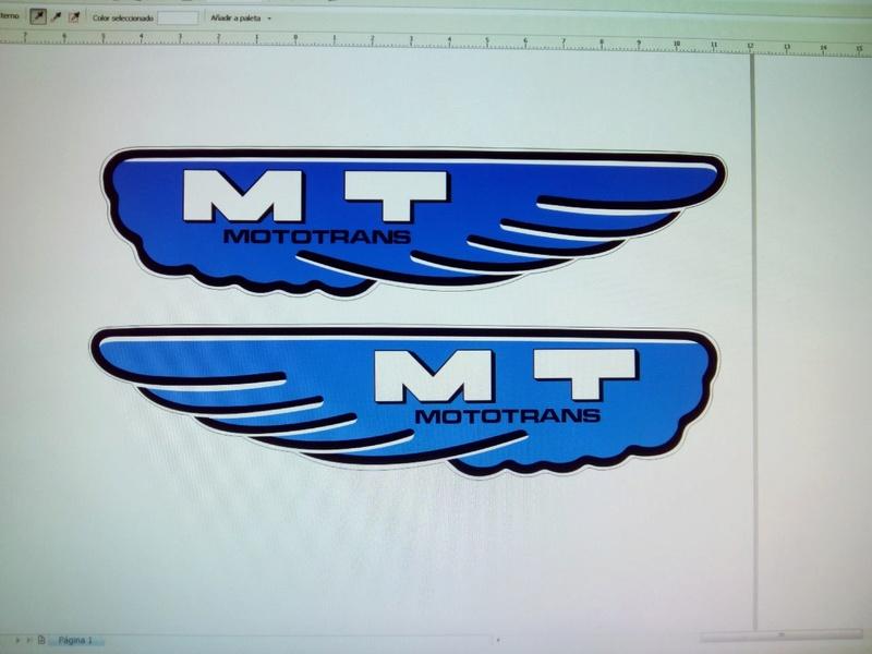ducati - Ducati MT 50 TT Reparar Img-2013