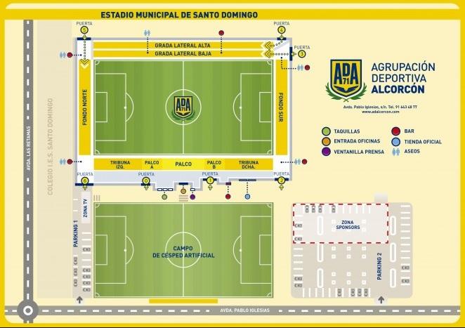 [J23] A.D. Alcorcón - Cádiz C.F. - Domingo 21/01/2018 12:00 h. Abonos17