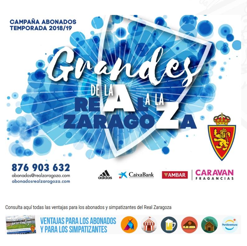 [J16] R. Zaragoza - Cádiz C.F. - Viernes 30/11/2018 21:00 h. Cartel15
