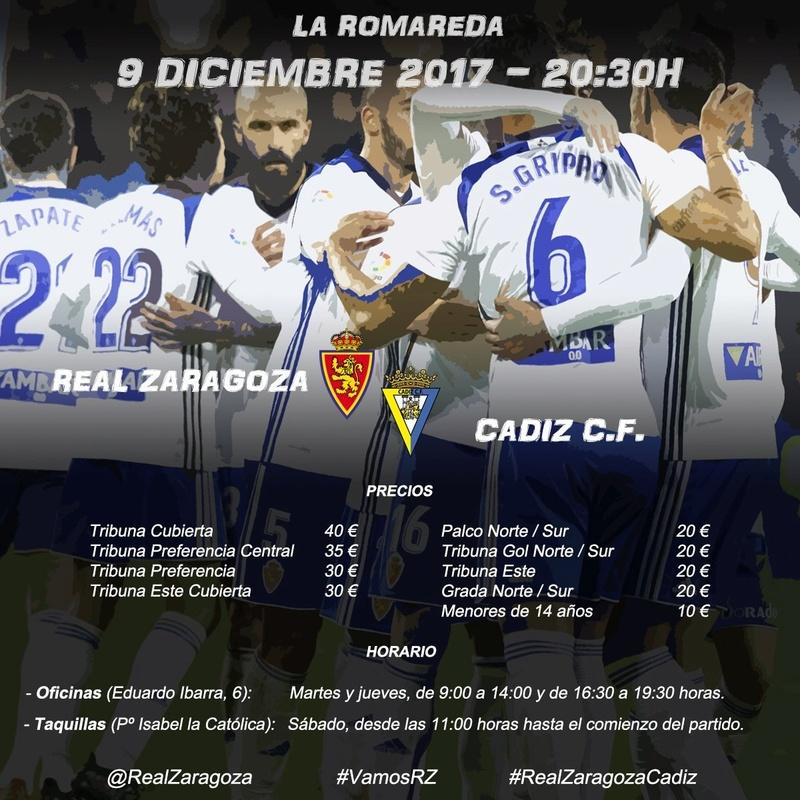[J18] R. Zaragoza - Cádiz C.F. - Sábado 09/12/2017 20:30 h. El_car10