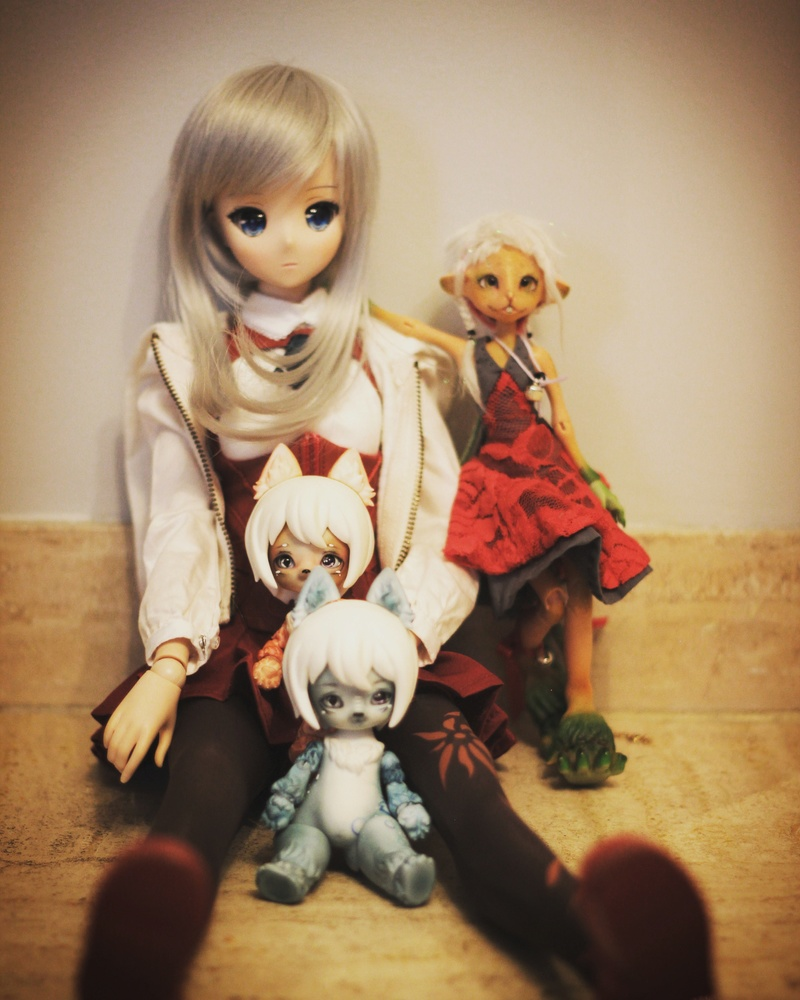March of Dolls Luck10