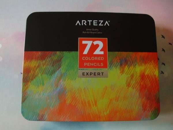Crayons de couleur Arteza Boite-10