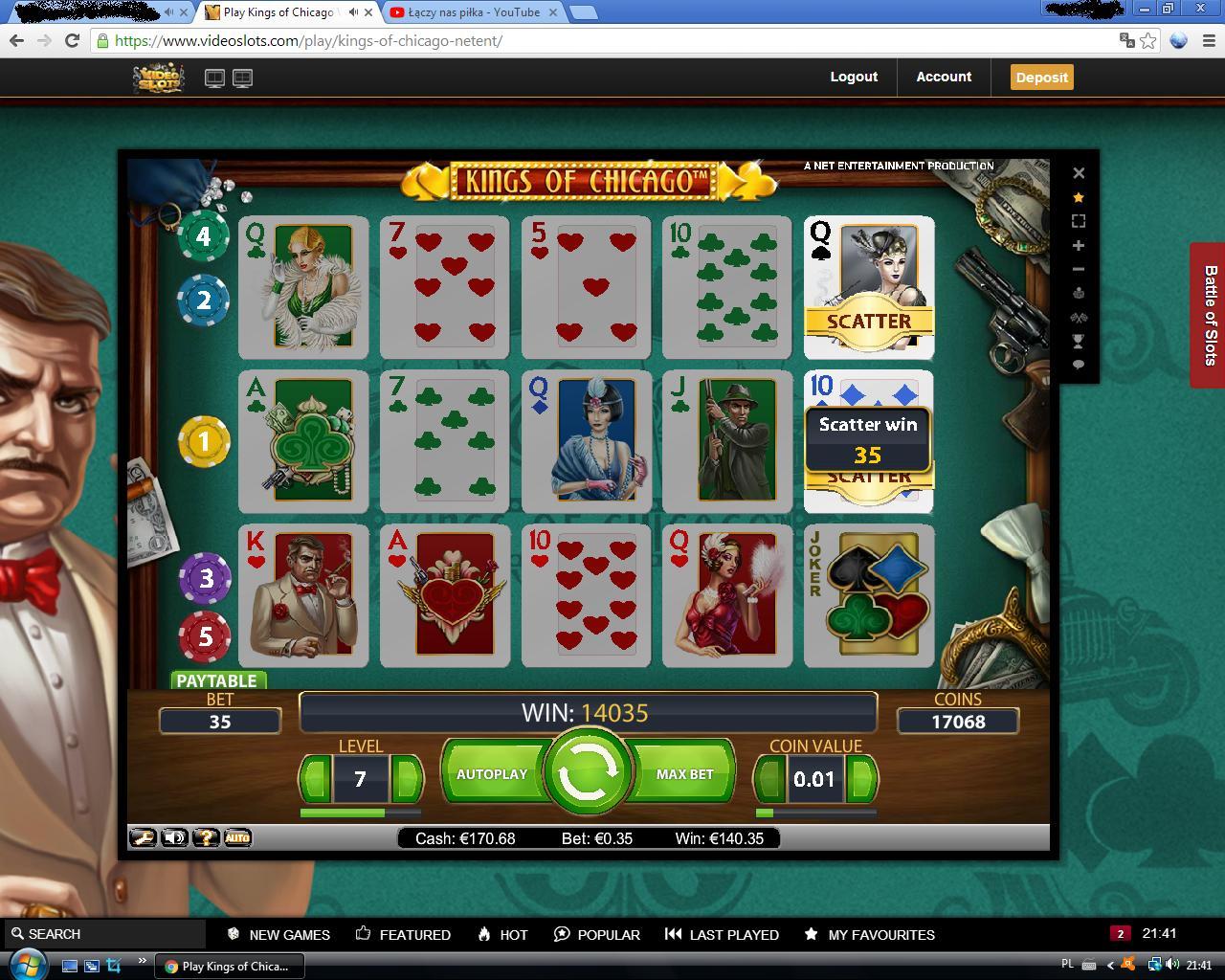 Screenshoty naszych wygranych (minimum 200zł - 50 euro) - kasyno - Page 8 Bezcot17