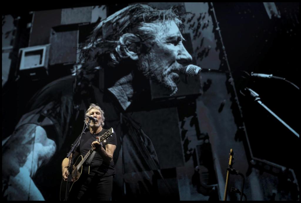 Roger  Waters: Barcelona 13 y 14/04/2018 ; Madrid 24 y 25/05/2018  Screen11