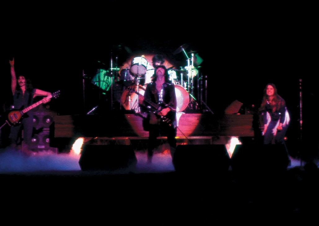 Black Sabbath: Tony Martin (p. 12) Boston11