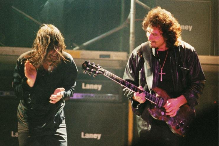 Black Sabbath: Tony Martin (p. 12) Necc9710