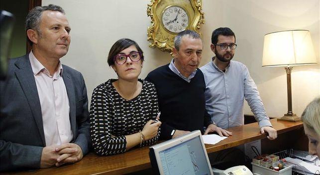 [XIV Legislatura] 1 Investidura de María del Carmen Rudi González Diputa10