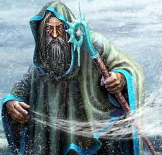 Карачун – Грозный и неумолимый Бог морозов. Kb10