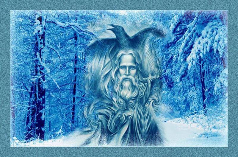 11 февраля Велес зимний  Origin11