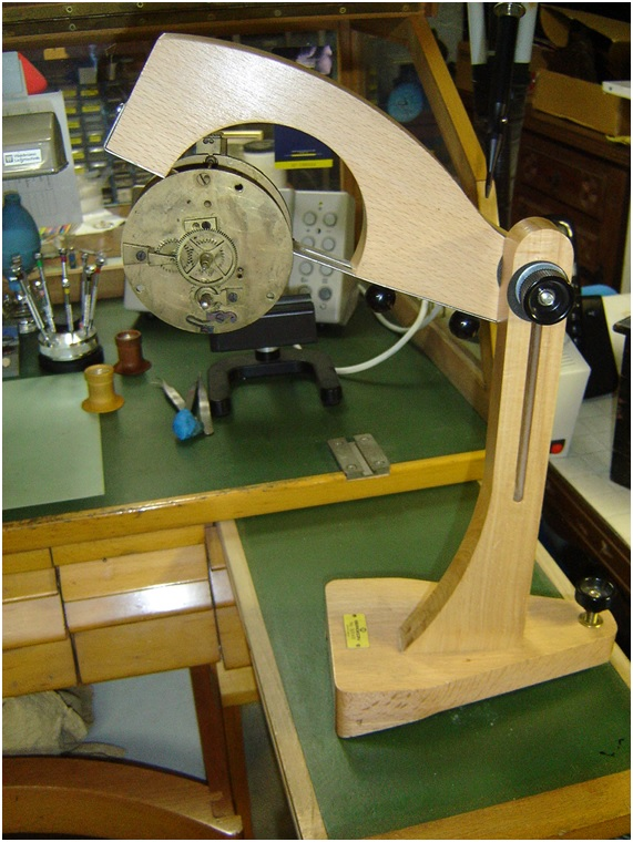Máquina Hermle 340-020 1510