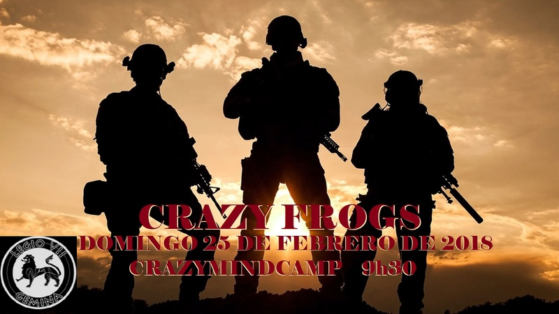CRAZY FROGS DOMINGO 25 DE FEBRERO DE 2018 Crazy_10