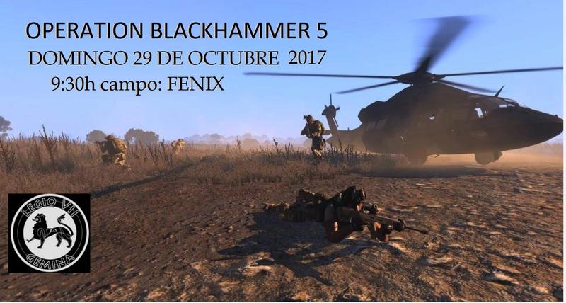 OPERACION BLACKHAMMER 5 DOMINGO  29/10/2017 Op_bla10