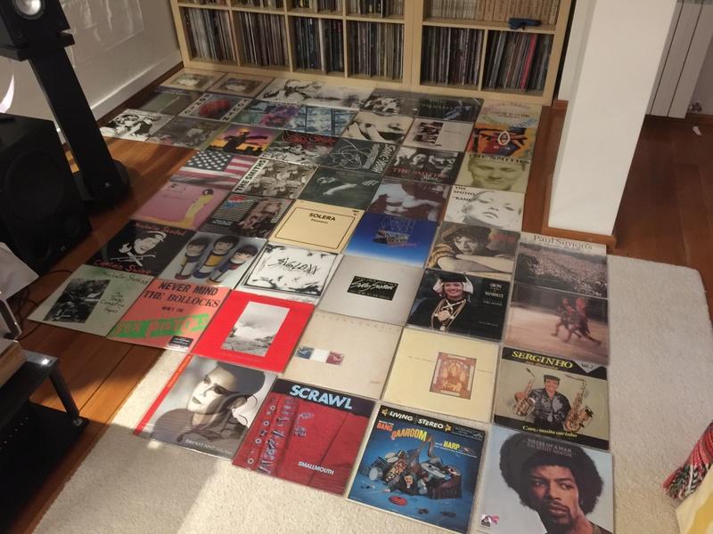 Carpete de discos  797cf110