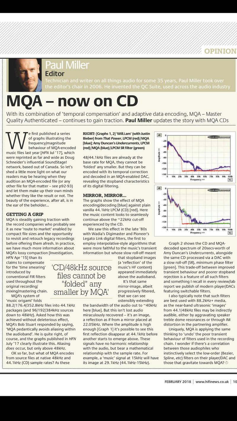 MQA: uma análise de controvérsias, preocupações e alertas Abe60610