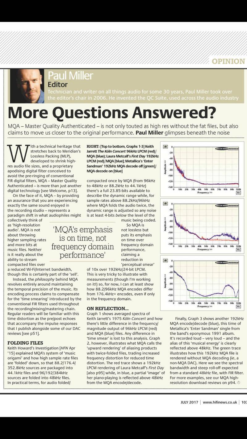 MQA: uma análise de controvérsias, preocupações e alertas Aec2f210