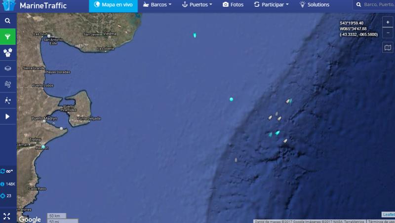 Desapareció el ARA San Juan - Página 3 23730911