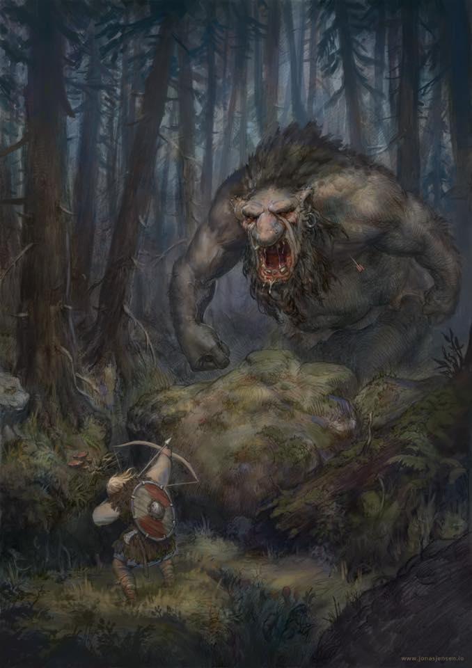Los Trel Orsir (''Los Trolls'') 22406511