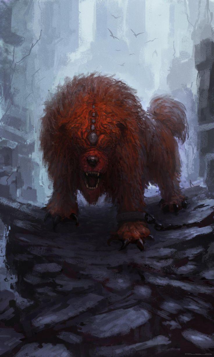 Los Sverna Zver (''Bestias rojas'') Bestia10