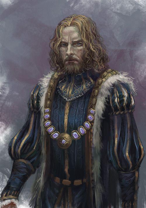 Maglor Wyllam IV de la casa Oldwind, señor de las Tierras de Eirn. Noble10