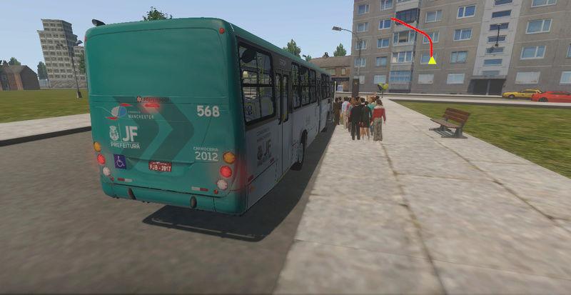 Divulgação ProtonBus + Skins que fiz de ônibus 20171116